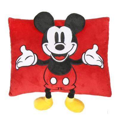 Mickey cojin Suave patitas: Amazon.es: Hogar