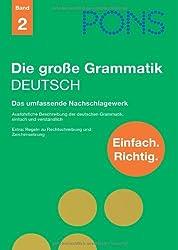 Die große Grammatik Deutsch: Das umfassende Nachschlagewerk