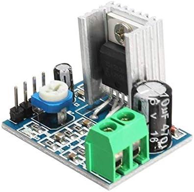 ZT-TTHG TDA2030 TDA2030Aオーディオ出力ボリュームアンプボードモジュールスポットSteuermodulを調整することができます