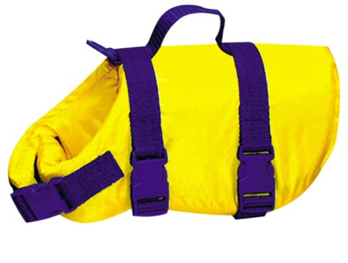 Pet Supply Imports Safegard Imported Life Jacket, Jumbo, My Pet Supplies