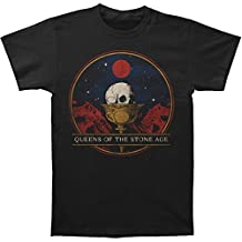 Queens Of The Stone Age Men's Chalice Slim Fit T-shirt Vintage