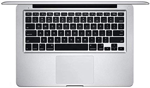 "Apple MacBook Pro Md313ll/a Late 2011 Silver 13.3"" - I5-2435m 2.4ghz (8GB, 1TB HDD) with iPuzzle Mouse Pad Accessories (Renewed)"