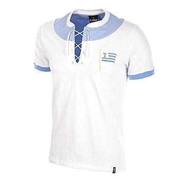 d29125ff4e Copa Men's Tasmania 1900 Berlin 1965/1966 Short Sleeve Retro Football Shirt:  Amazon.co.uk: Sports & Outdoors