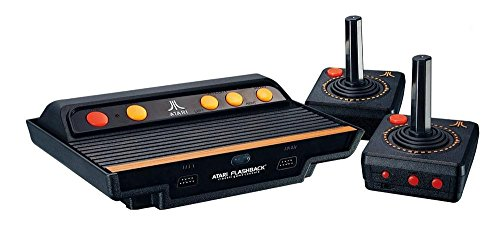 Atari Flashback 7 Classic Game Console with 2 Controllers by Atari (Image #1)