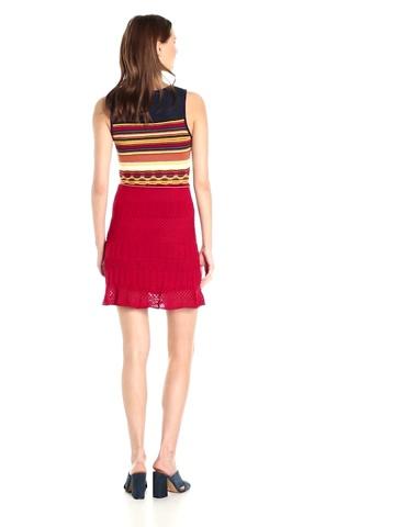 Desigual Womens Sarona Flat Knitted Sleeveless Dress