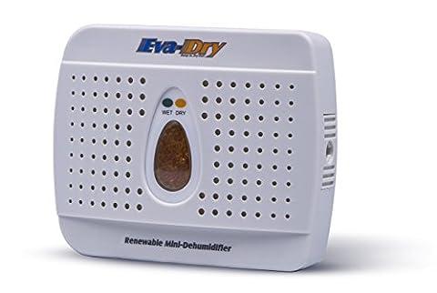 New and Improved Eva-dry E-333 Renewable Mini Dehumidifier (Dehumidifiers)