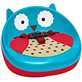 Skip Hop Zoo Owl Booster Seat, Blue