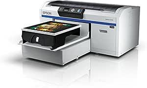 Epson SureColor SC-F2000 Ethernet Color 1440 x 1440DPI Inyección de tinta 406 x 508 mm - Impresora de gran formato (1440 x 1440 DPI, Inyección de tinta, Negro, Cian, Magenta, Blanco, Amarillo,