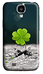 Samsung Galaxy S4 I9500 Hard Case - Clover Galaxy S4 Cases