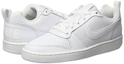 white Bianco Borough Uomo white Low Da Court Basket Scarpe Nike white FqOaap
