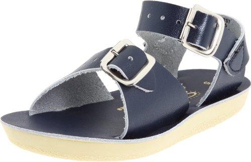 Salt Water Sandals by Hoy Shoe Sun-San Surfer,Blue/Navy,11 M US Little Kid]()