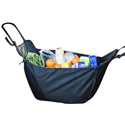 ROPALIA 1PCS Car Sundries Storage Bag Car Waterproof and Leakproof car Trash can Rear seat Storage Storage Bag Foldable