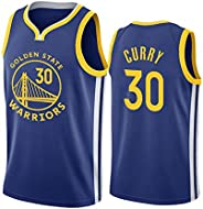 Curry Basketball Jersey #30 Men's Basketball Competition Vest Embroidered Version for Boyfriend (S-