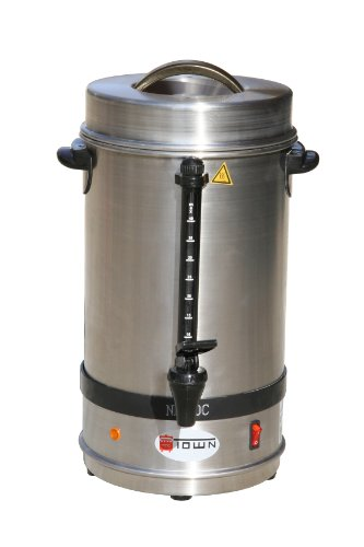 Stainless Steel 6-Liter Coffee Boiler by Town Equipment