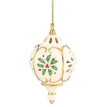 Lenox 2013 Holiday Pierced Ornament - Amazon.com: Lenox 2013 Holiday Pierced Ornament: Home & Kitchen