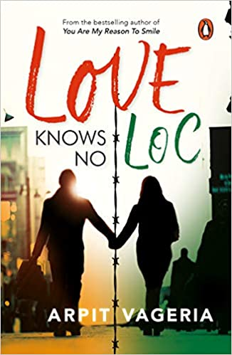 Buy Love Knows No LoC Book Online at Low Prices in India | Love