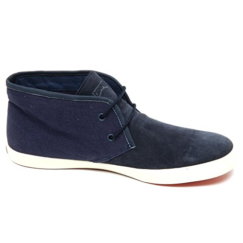 Tissue Blu Suede Camper Uomo D4894 Scarpa Shoe Without Blue Box Men POqXwgO