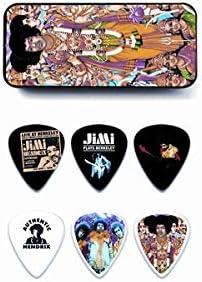 Are you Experienced medium 12er-Box Dunlop Jimi Hendrix Picks