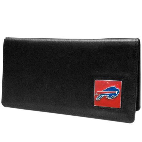 NFL Buffalo Bills Leather Checkbook Cover