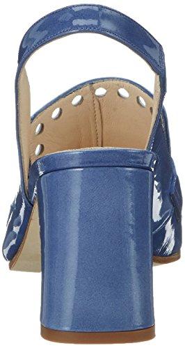 Paco Gil P3248, Zapatos de Tacón Mujer Azul (DENIM)