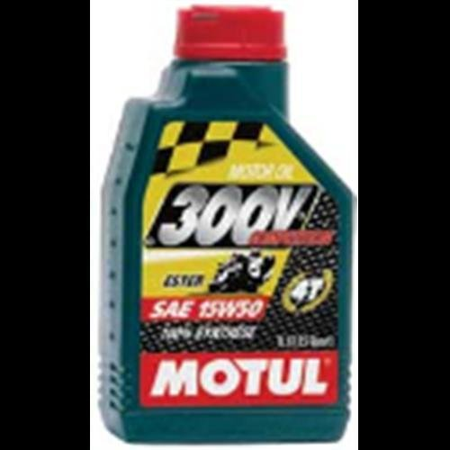 Motul 101348 / 104118 300v 4t competition synthetic oil 10w-40 liter (101348 / 104118) ()