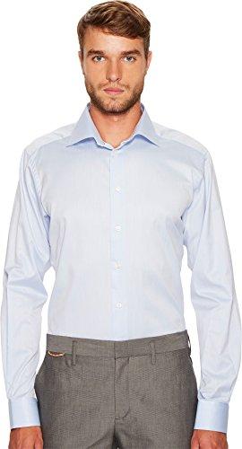 Eton  Men's Contemporary Fit Signature Twill Shirt Blue Shirt