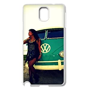 Hjqi - Personalized VW Mini Bus Teal Phone Case, VW Mini Bus Teal DIY Case for Samsung Galaxy Note 3 N9000
