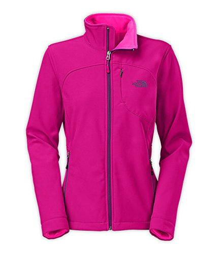 The North Face Women's Apex Bionic Jacket Garnet Purple Heather (Prior Season) Small by The North Face (Image #1)