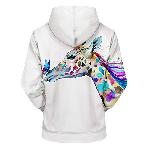 Dreams by Pixie Cold Art Deer Printed,3D Hoodies Men Women Sweatshirts Fashion Tracksuits Brand Pullover Male Hoodie by Francis4 (Image #1)