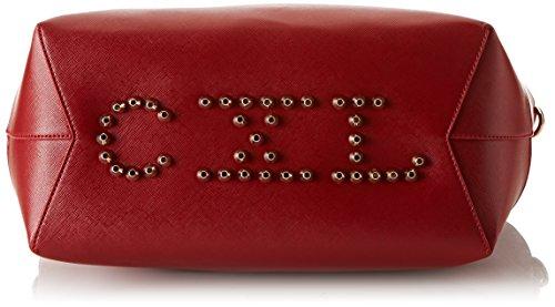Cabas rouge 5g09 Christian Lacroix Rouge Eternity 1 qgnw1t4