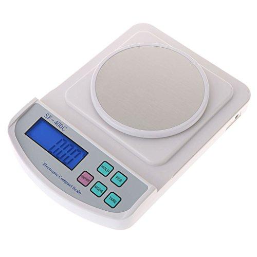(OTGO High Precision 500g/0.01g Digital Electronic Scale Jewelry Balance Compact)