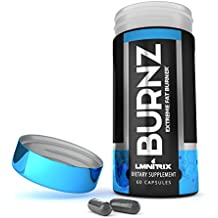 BURNZ - Powerful Thermogenic Fat Burner - Powerful Weight Loss Aid, Stronger Than Most Diet Pills - True Plateau Destroyer - Lose Weight Fast For Men And Women, Guaranteed Results - 60ct