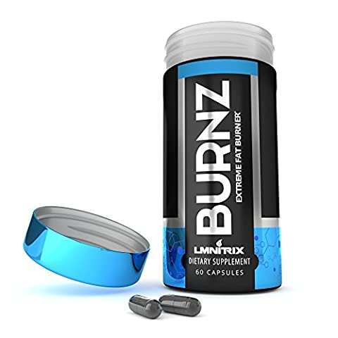 BURNZ ✮ Powerful Thermogenic Fat Burner ✮ Powerful Weight Loss Aid, Stronger Than Most Diet Pills ✮ True Plateau Destroyer ✮ Lose Weight Fast For Men And Women, Guaranteed Results ✮ (Pills Fast)