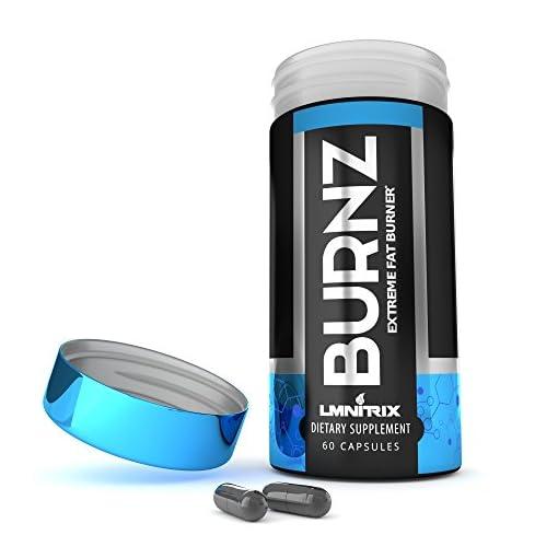 Burnz Powerful Thermogenic Fat Burner Powerful Weight Loss Aid