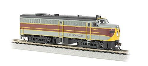 Bachmann Erie and Lackawanna HO Scale Alcofa2 Diesel Locomotive - DCC Sound Value On Board from Bachmann Trains