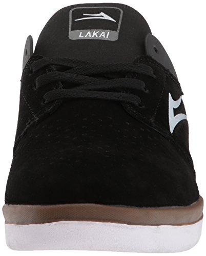 Suède Fremont Noir Chaussure Noir Lakai Daim Gris FA17 TRqITzxp
