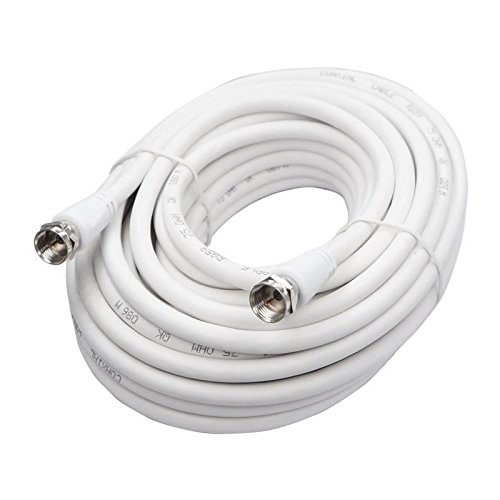 Continental Edison Cable Coaxial Satellite - 10 M: Amazon.es: Electrónica