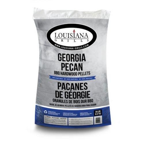 Louisiana Grills 55409 Georgia Pecan Pellets, (Louisiana Pecan)