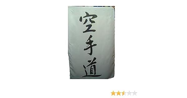 Bandera Karate - Gran Emblem - Súper Regalo: Amazon.es: Deportes y ...