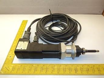 Pacific Scientific S22hnaa Rnnm 00 Brushless Servo Motor 8 4tcs 28v Krpm 3 7ics 4 2 Ohms T17822