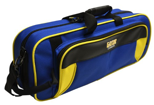 Gator GL-TRUMPET-YB Lightweight Spirit Series Trumpet Case, Yellow and Blue by Gator (Image #1)