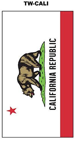 Towel California State Flag California Republic Decorative Beach Towel 30