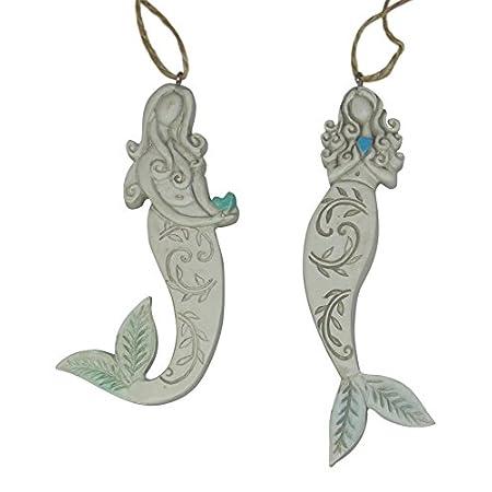 41zRgDDgqdL._SS450_ Mermaid Christmas Ornaments