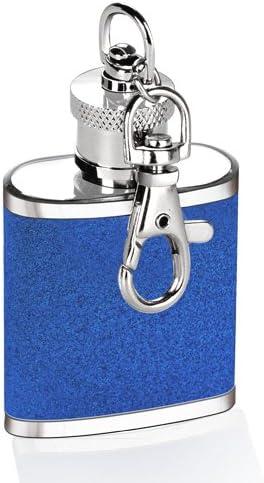 1 Oz Bling Crystal Rhinestone Key Chain Flask