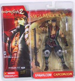 McFarlane Onimusha 2 Saiga Magoichi Figure