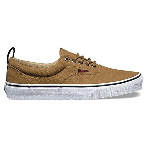 Vans Era Pt Militär Twill Ankel-high Canvas Fashion Sneaker Brun