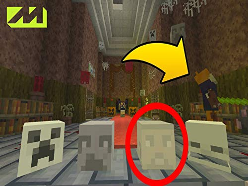 Clip: Hiding AS A Mob Head In Hide And -