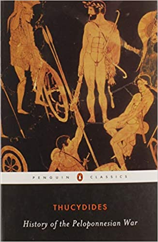 sparknotes thucydides history of the peloponnesian war