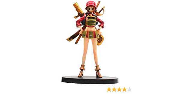 Toys & Hobbies Sporting Anime One Piece Monkey D Luffy Figure Grandline Lady 15th Anniversary Pvc Action Figure Model Toy 17cm