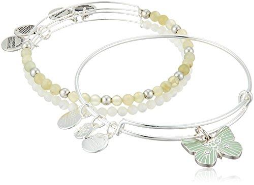 Alex Ani Butterfly Rafaelian Bracelet